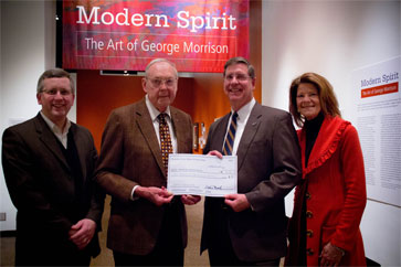 Endowment Grant Fulfillment check
